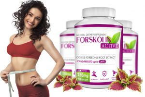 Forskolin Active opinie na forum